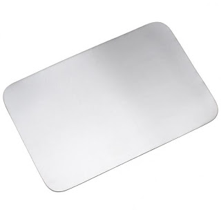METAL MAKEUP MIXING PALETTE